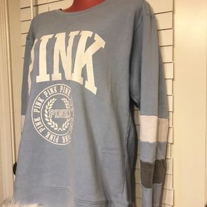 PINK Victoria's Secret Tops - VS Pink | Campus Crewneck | Size M